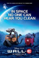 WALL-E Vacuum Movie Poster by cyborgzealot