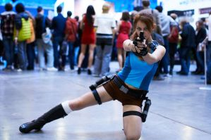 Tomb Raider. Lara Croft by LiSaCroft