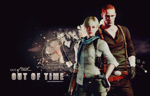 Sherry Birkin And Jake Muller Wallpaper by BriellaLove