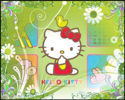 Hello Kitty Wallpaper 87 by Blood-Soaked