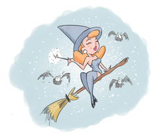 Witchy Poo by Phil-Crash-Murphy