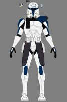 Captain Rex. by Sonny007