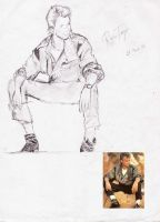 Roger Taylor 1 full body by MitZulina
