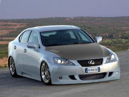 Lexus is 250 by SKINDOGGER