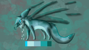 Color Palette Test by RStheCat