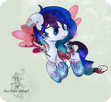 mlp auction specie by Cloudilicious