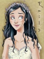 The non-corpse bride by roby-boh