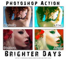 Brighter Days Action by teresastreasures72