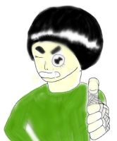 Rock Lee by uchiha-13