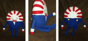 Peppermint Butler ~~~~~finally finished by Catzrock24