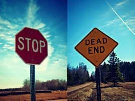 Dead End Country by BlondeKatastrophe