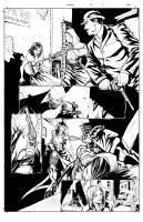 Witchblade 165 Page 6 Phillip Sevy by thecreatorhd