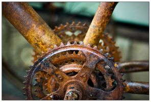 RUSTY COGS by BAARDBEKBAL