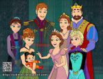 Royal Family - Theory Frozen Tangled Tarzan by Richmen