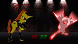 Pony Kombat New Blood 3 Round 3, Battle 1 Result by Macgrubor
