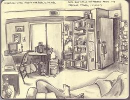 My Room by Villacious