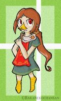 MS Paint-Medli by BakaNekoChanSan