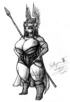 VALKYRIE II by The-Bambookazee