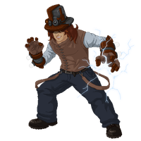 Pixel ID take 2 by Steamhat