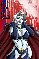 Lady Death alias Way to go by Claret821021