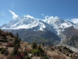 Nepal 5 by almudena-stock