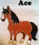 Ace from Phantom Stallion by phantomstallion4ever