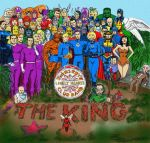 Jack Kirby's Lonely Hearts Club Band by Nick-Perks