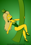 St. Patty's Day- Tabitha by broad86new