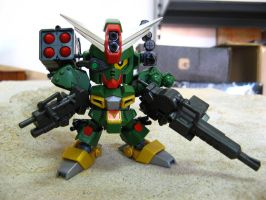 SD Command Gundam 02 by RiderB0y