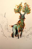 The-Collaboration-Co... Stag by MDMacKay