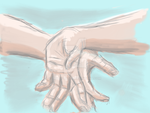 Hands study by Tidusforge