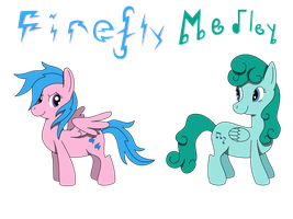 Firefly and Medley by Greywander87