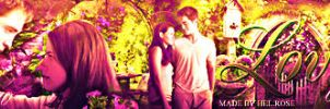 Bella and Edward by helenrose98