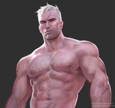 soldier 76 by yy6242