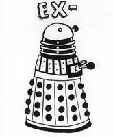 Doctor Who 30 Days Drawing Challenge - Day28 by aevelizee