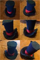 Top Hat by NewGenerationArt7