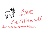 Save Ferdi by alaskaonthemoon