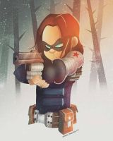 Winter Soldier by nekroworld-AgL