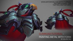 Gumroad Tutorial - Painting Metal with Form by turpedo