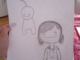 ChaoticMonki by Daryl-Dixions-Pancho