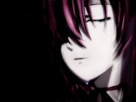 Elfen Lied Lucy Wallpaper by LucyMartyr