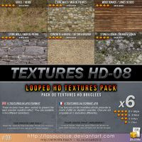 Free Textures : 016-Textures-HD-08 by lasaucisse