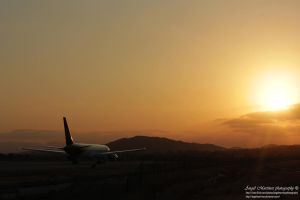 08 Valencia Airport (Spain) by AngelMartinez