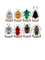 Star Wars Insecticus by yayzus