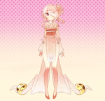 Quiet Clairvoyant - Adoptable Auction [CLOSED] by Reveia