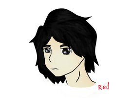 Hey look it's Red again by uchiha-13