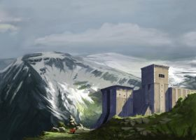 fortress by RRamat