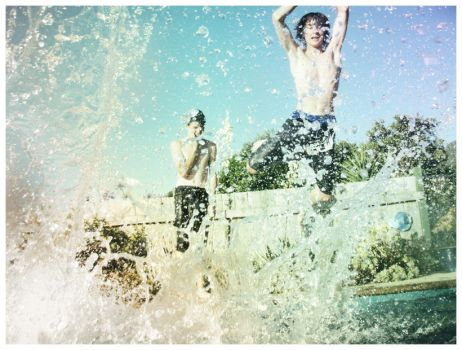 Oh Boys by surfing-ant