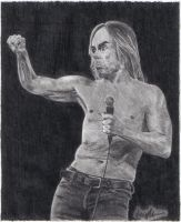 Iggy Pop by Jarryn