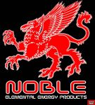 Noble Energy Corp logo by Artraccoon